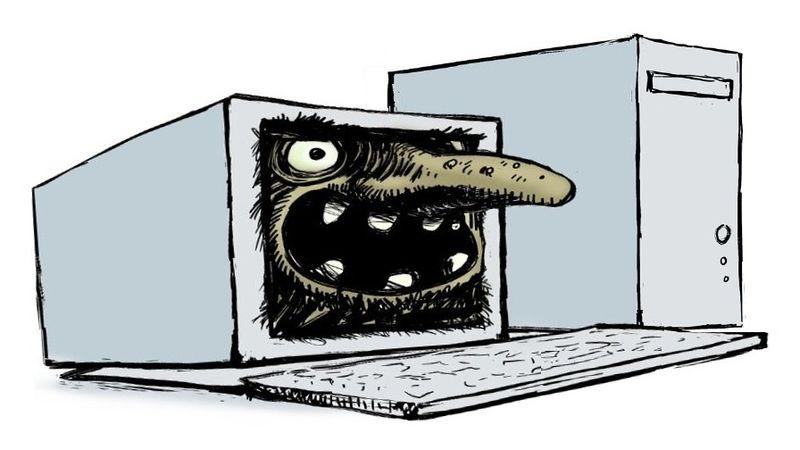 Интернет трол (снимка: Уикипедия)